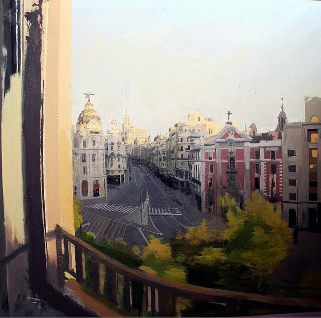 Lopez-Garcia, Antonio (1936- ) - 2009-11 Gran Via