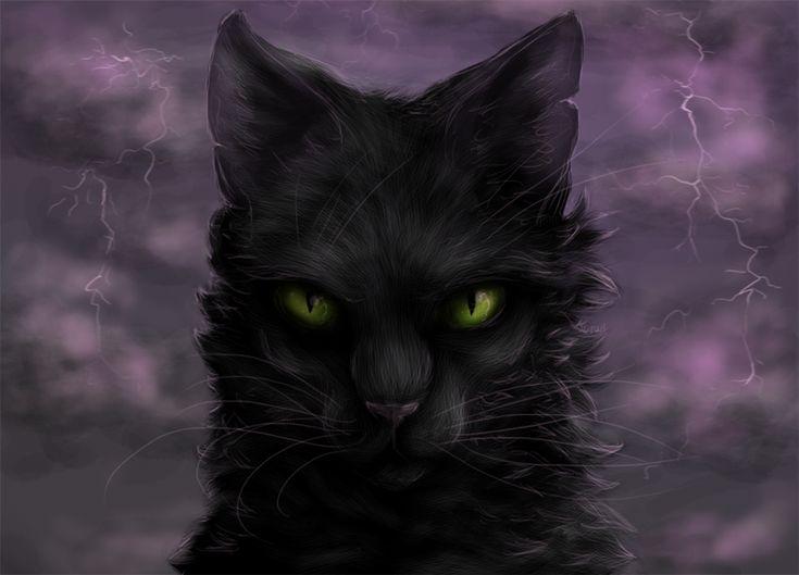 Warrior Cats Darkstripe Fanfic