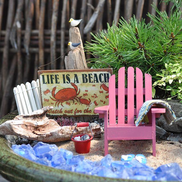 Idea Gallery - Miniature Gardening