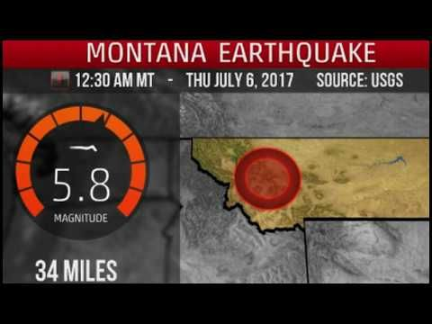 """""""Supervolcano"""" Concerns Rise After Montana Hit By Strongest Earthquake In 20 Years"""