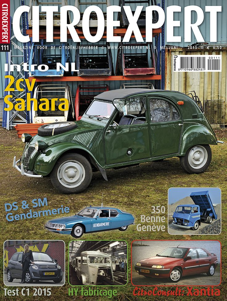 CitroExpert 111, mei/jun 2015 http://www.citroexpert.nl/magazines/lezen/citroexpert-111-mei-juni-2015