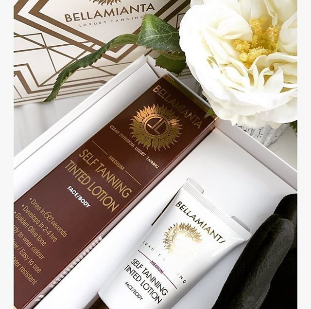 Bellamianta Self Tanning Gradual Moisturiser is the easiest way to a golden glow, letting you build up colour to achieve your perfect tan