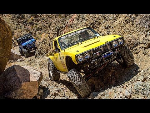 Rockcrawling the Isham Canyon Trail - Ultimate Adventure 2016. MotorTrend.