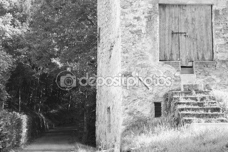 Old #barn in #countryside _ New #image on @depositphotos