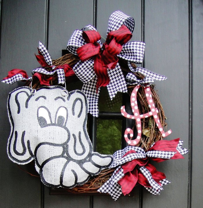 Alabama wreath