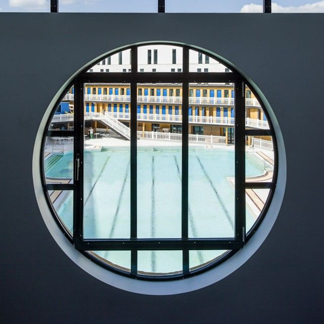 Addict Abroad: The Molitor Paris by MGallery and THAT pool