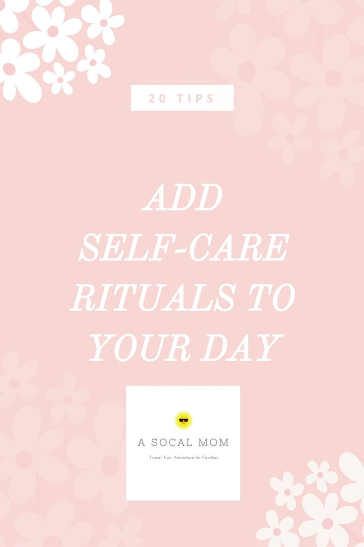 A Working Moms Guide to Fitting Self-Care Into Your Day As if being a busy working mom isn't enough, now you have to try to squeeze in self-care? I get it. There aren't enough hours in the day for busy moms. We spend all day working as quickly as possible to leave at ...