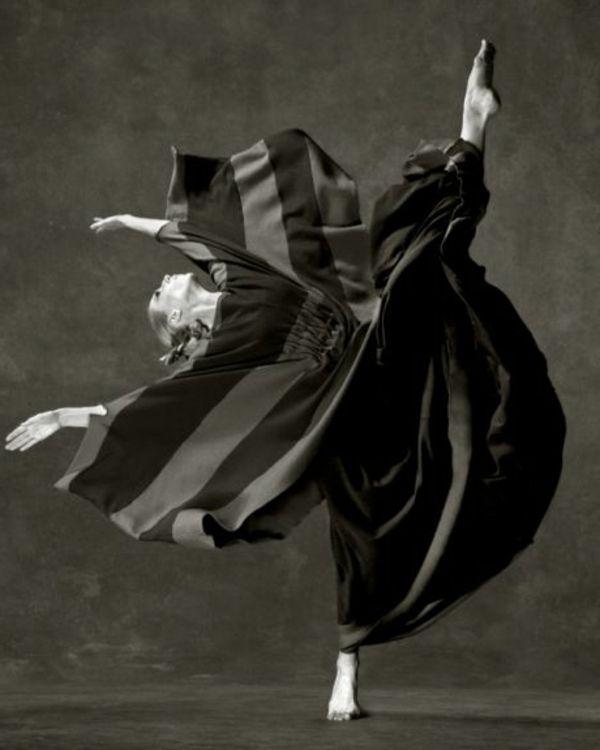 danse moderne, Martha Graham, la première dans la danse contemporaine