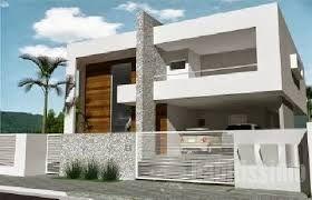 Resultado de imagem para imagens de casas modernas   – Arquitetura fachadas
