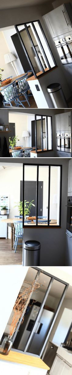 Les 25 Meilleures Id Es De La Cat Gorie Fenetre Interieure Sur Pinterest Ouverture Design D