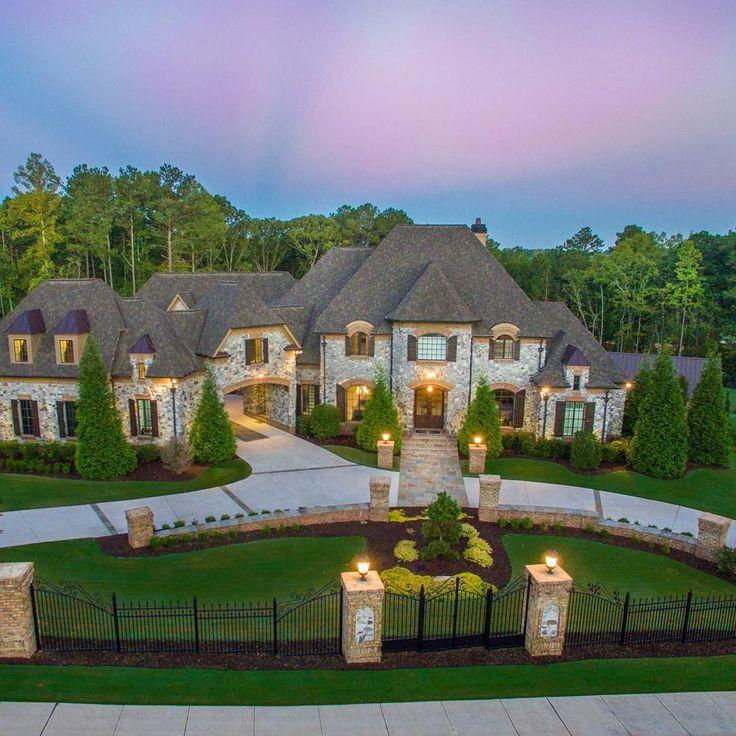 Lake Homes Fancy: Best 25+ Mansions Ideas On Pinterest
