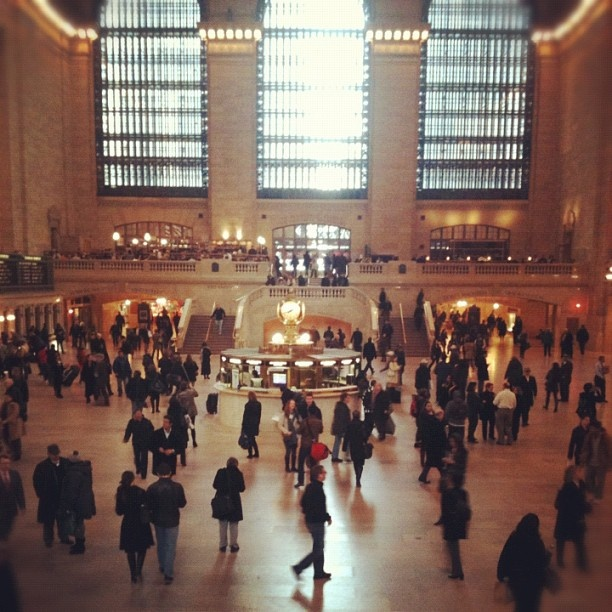 Grand Central Station: Favorite Cities, Central Stations, Fno Nyc, Aeri Fno, Pw Nyc, Grand Central Station, Pink Nyc, Couldn T Visit, Favorite Places Plac
