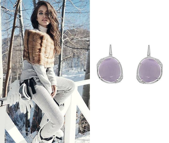Na stoku też możesz wyglądać modnie... Kolczyki POLY idealnie dopełnią każdą stylizację dodając jej romantyczności i dziewczęcego wdzięku.  http://scallini.pl/bizuteria_damska/kolczyki/poly_grey_s.html