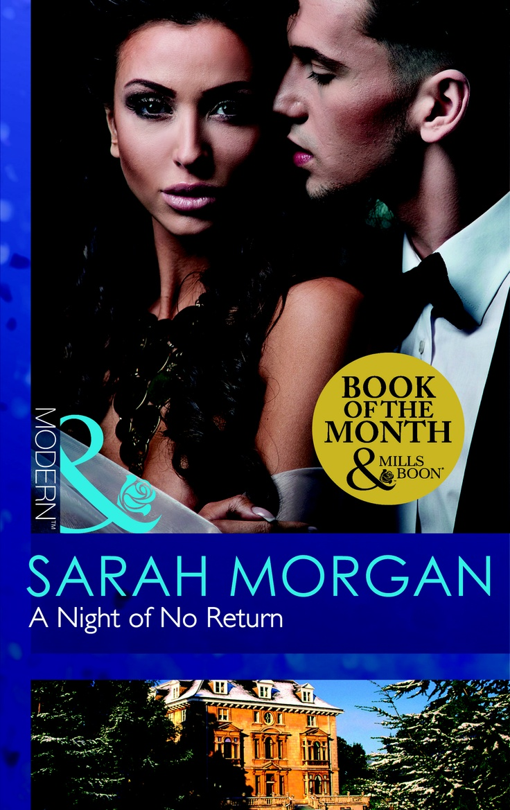 Sarah Morgan - A Night of No Return