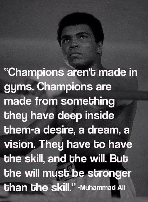 Muhammed ali quotes