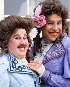 Little Britain. 'I'm a lady. I do ladies' things.' I watch this show way more than I should...so freaking hilarious