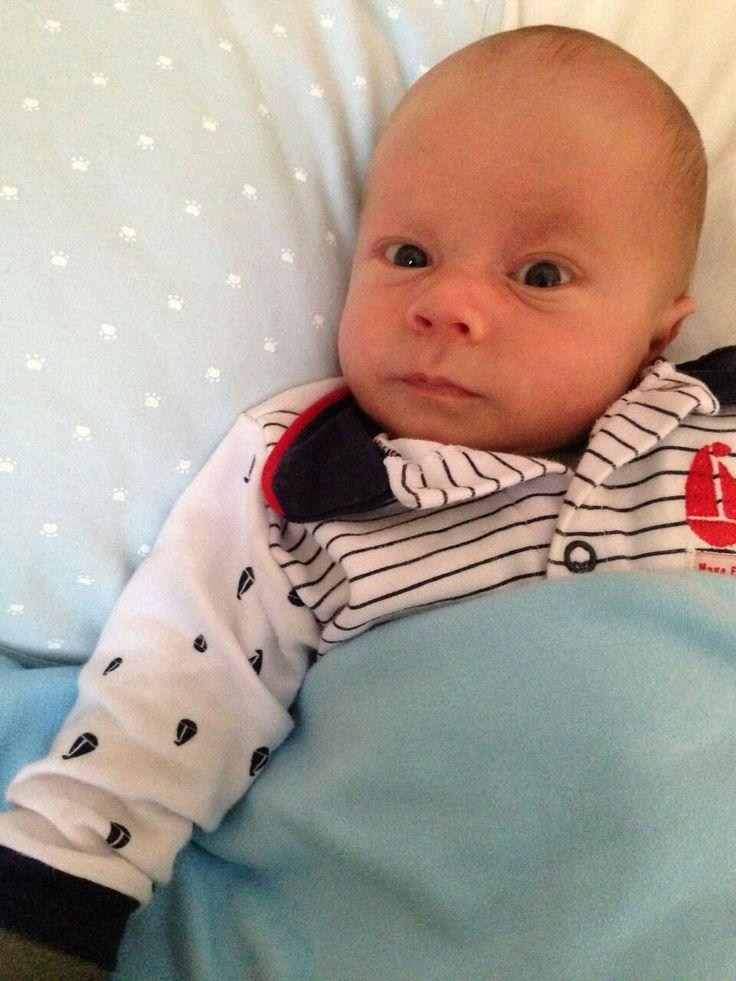 Lindo Benjamin, filho de minha amada amiga Priscilla.