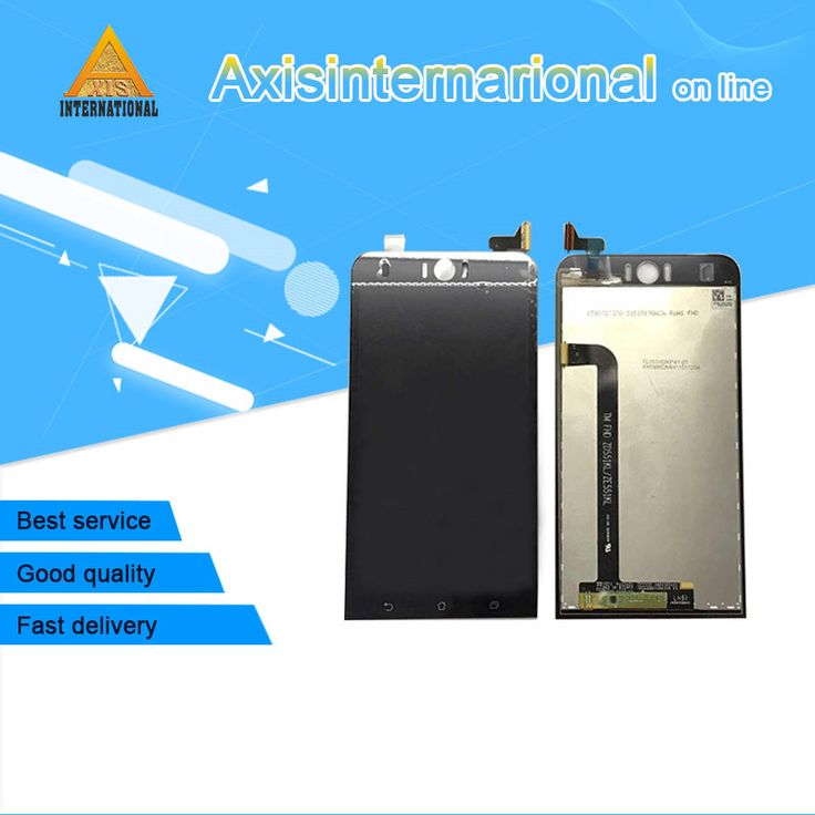"For 5.5"" Asus Zenfone Selfie ZD551KL Z00UD LCD screen display+touch panel digitizer with frame Black free shipping #Affiliate"
