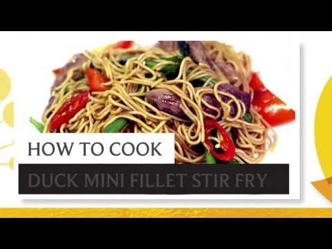 How To Cook Pan Fried Mini Fillets » Gressingham Duck