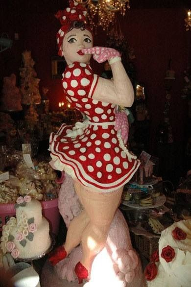 Cake Art Ga : 17 Best images about Pin Up cakes on Pinterest ...