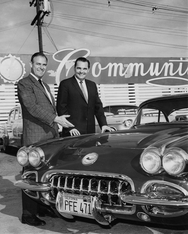 213 Best Vintage Car Dealership Images On Pinterest: 205 Best Vintage Automobile Dealerships Images On