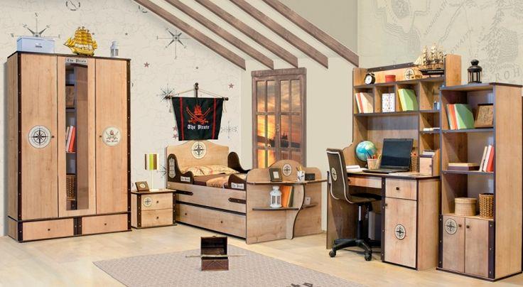 Παιδικό Δωμάτιο The Pirate