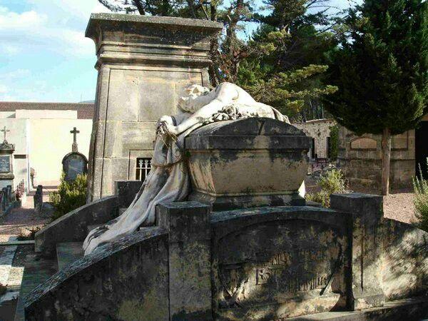 Panteones cementerio Alcoi