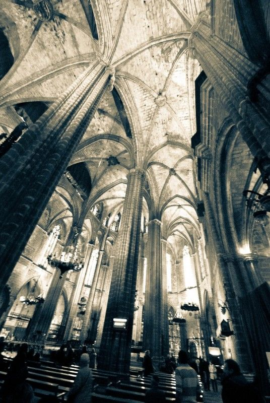 Cathedral of Santa Eulalia - Barcelona
