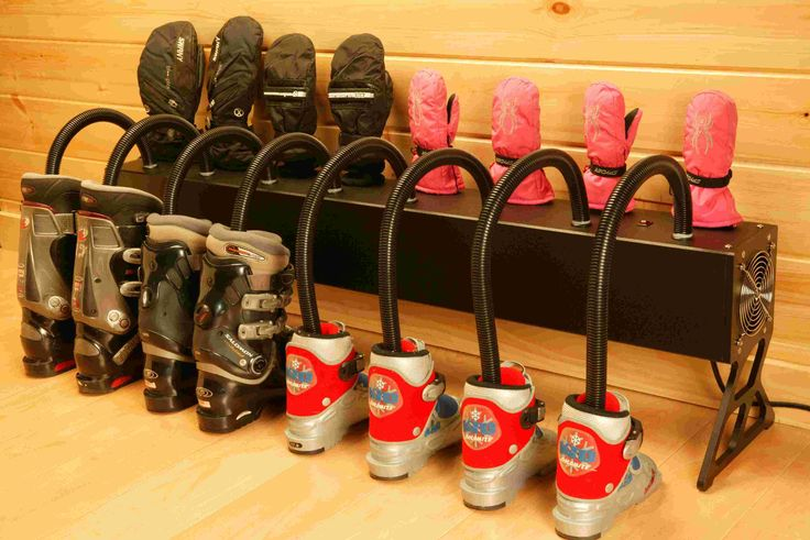 chinook boot dryer - DIY project