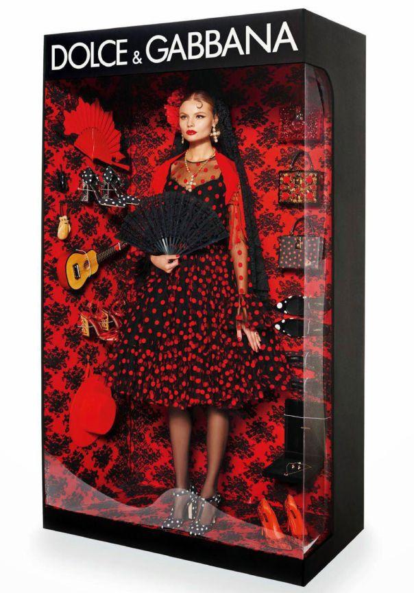 Elizabeth Erm, Magdalena Frackowiak by Giampaolo Sgura for Vogue Paris December:January 2014-2015 11