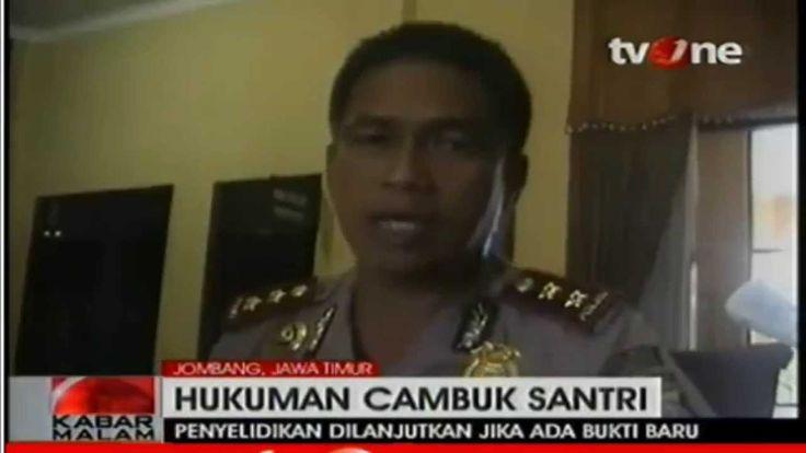 Pengasuh Ponpes Al Urwatul Wutsqo Hentikan Hukuman Cambuk Santri I Berit...