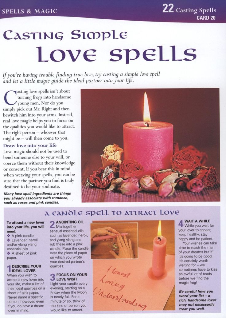 Magick Spells:  #BOS Casting Simple Love #Spells page.