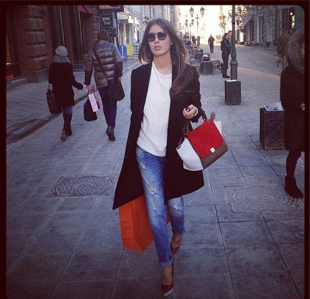 Keta Topuria Style Pinterest Street Styles Fashion Street Styles And Street