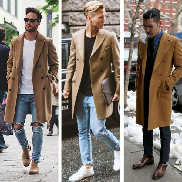Overcoats are hugely in fashion this year and for good reason. They give off a sophisticated business friendly vibe but at the same time...