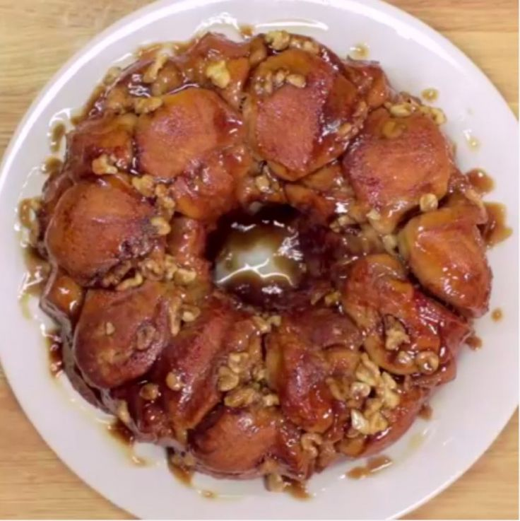 Monkey Bread Recipe With Cream Cheese And Chocolate Chips