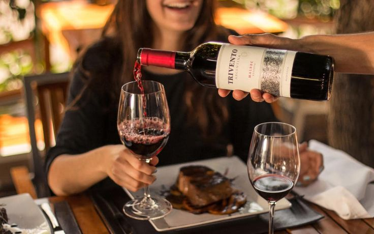 Thank you for entering the prize draw to win a case of Trivento Malbec Reserve.