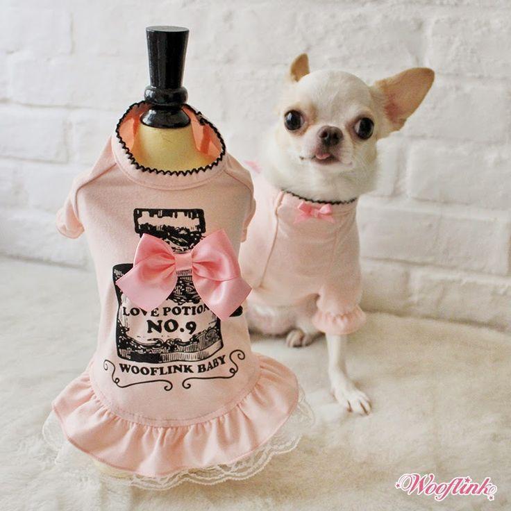 WOOFLINK - Hip designer dog clothes