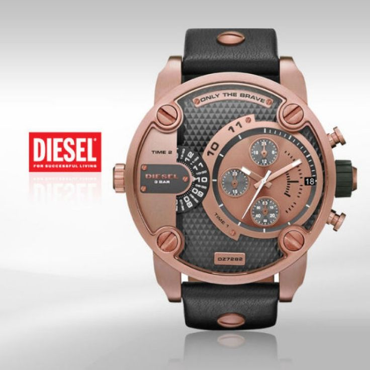 orologio diesel dz7268 chronograph nuovo watch