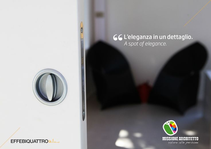 Elegance and design in every details Eleganza  e design in ogni dettaglio | T R E N D O L O G Y | Doors + Fashion + Technology