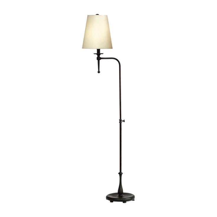Den design una coleccin de ideas sobre decoracin de casa que adjustable iron floor lamp ethan allen us to each side of chairs ordered aloadofball Gallery