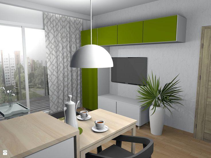 Salon styl Nowoczesny - zdjęcie od Pracownia Kardamon - Salon - Styl Nowoczesny - Pracownia Kardamon