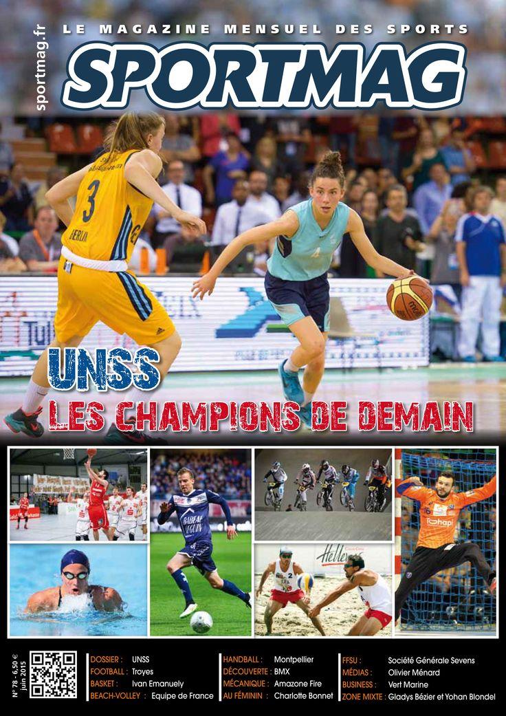 Dossier : UNSS / football : Troyes / Basket : Ivan Manuely / Handball : Montpellier / et plein d'autres articles ...