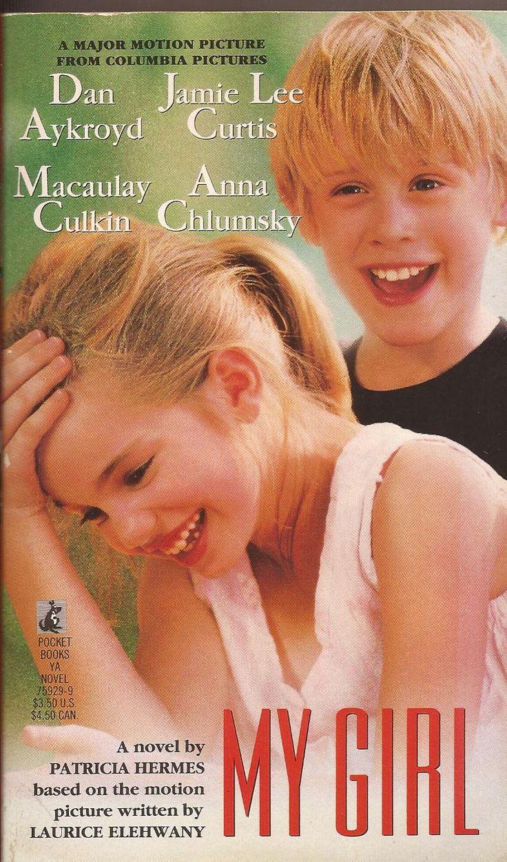 My Girl novelization by Patricia Hermes