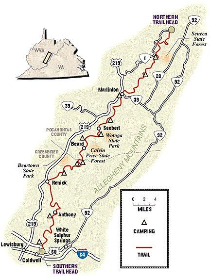 greenbrier river trail - Google Search