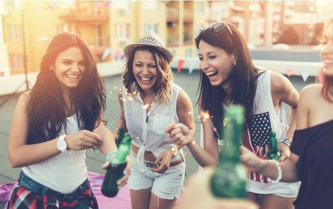 """Für eine gelungene """"Bachelorette Party"""" braucht es vor allem kreative Ideen."""