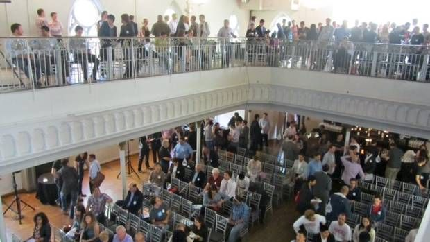 Hundreds from Toronto's startup community, including 125 investors, packed Berkeley Church for Extreme Startup's Spring 2013 Demo Day. Extre...