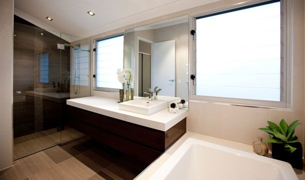 Bathroom Inspiration | Family Space Style Bathroom in Coorparoo - QLD | Reece Bathrooms