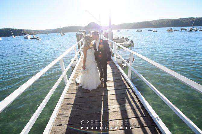 Palm Beach Wharf Wedding Images