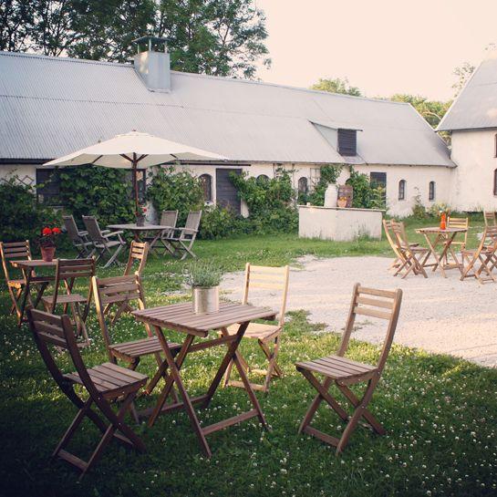 Prima Gård, Föråsund - Gotlandstips.se  #gotland #gotlandstips #sweden #fårösund #ecological #ecocafé