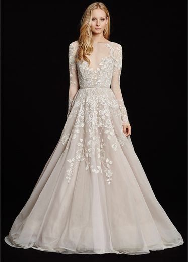 Best Best Hayley paige bridal ideas on Pinterest Hayley paige wedding dresses Hayley paige designer and Perfect wedding dress